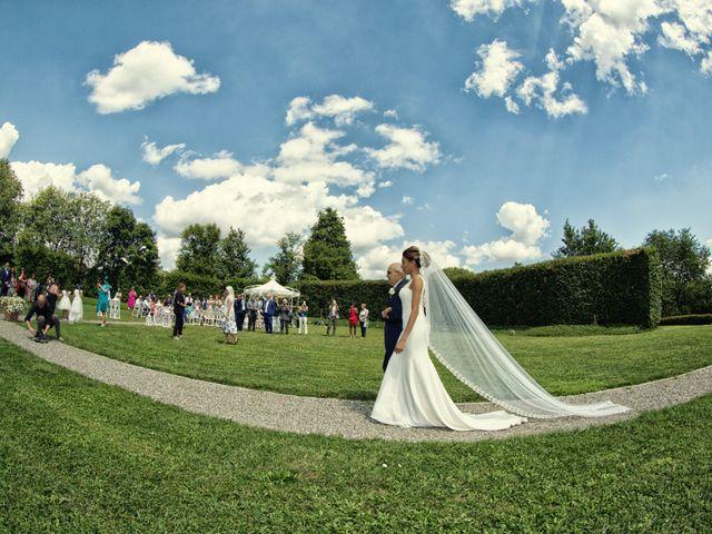 Il matrimonio di Diego e Ana Paula a Cernusco Lombardone, Lecco 64