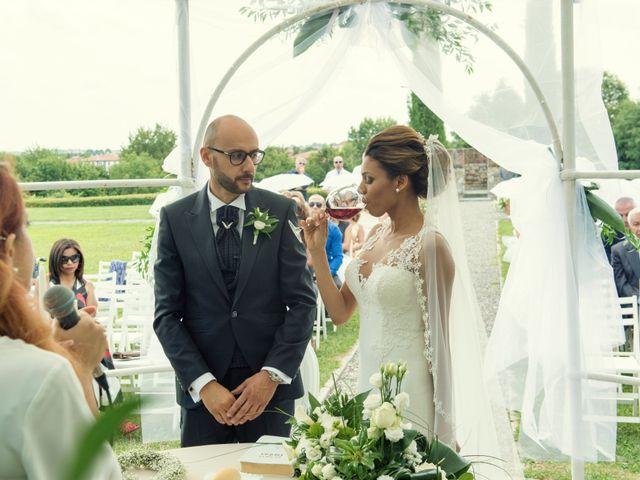 Il matrimonio di Diego e Ana Paula a Cernusco Lombardone, Lecco 82