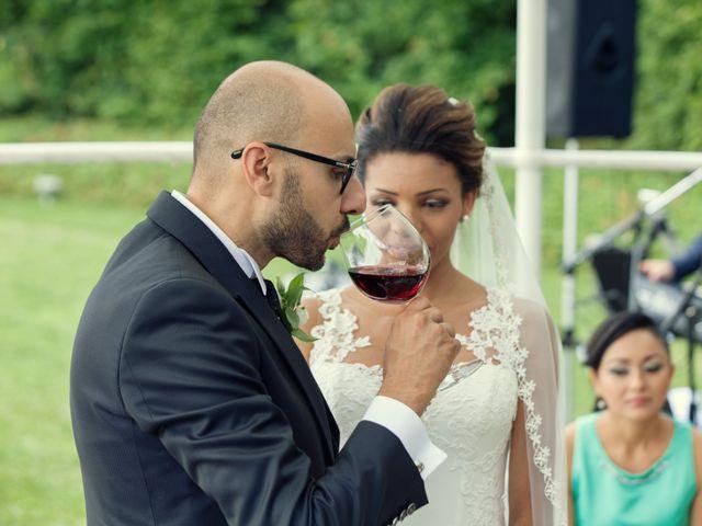 Il matrimonio di Diego e Ana Paula a Cernusco Lombardone, Lecco 83