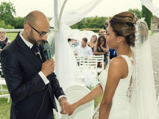 Il matrimonio di Diego e Ana Paula a Cernusco Lombardone, Lecco 84