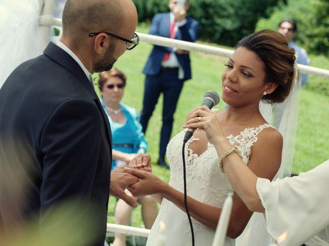 Il matrimonio di Diego e Ana Paula a Cernusco Lombardone, Lecco 86