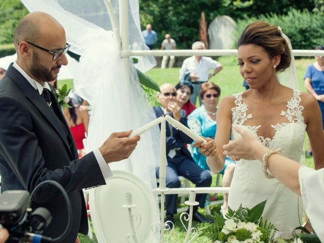 Il matrimonio di Diego e Ana Paula a Cernusco Lombardone, Lecco 88