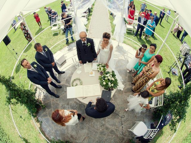 Il matrimonio di Diego e Ana Paula a Cernusco Lombardone, Lecco 90