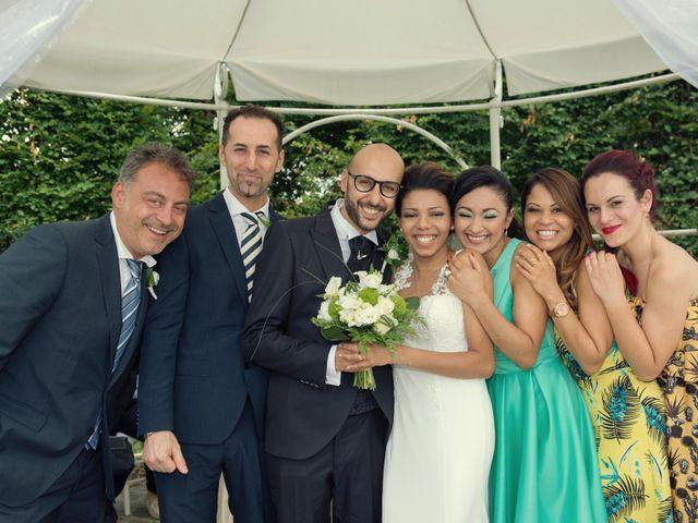 Il matrimonio di Diego e Ana Paula a Cernusco Lombardone, Lecco 93