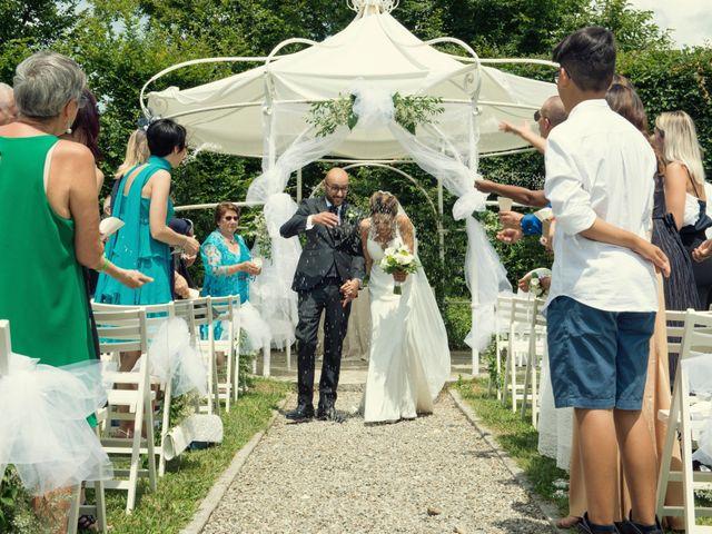 Il matrimonio di Diego e Ana Paula a Cernusco Lombardone, Lecco 94