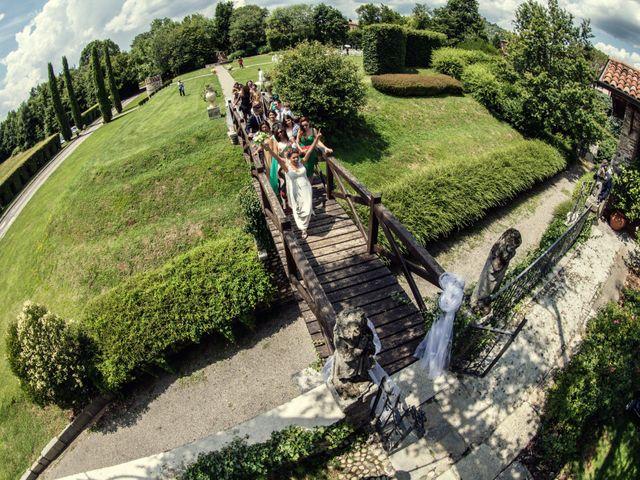 Il matrimonio di Diego e Ana Paula a Cernusco Lombardone, Lecco 100
