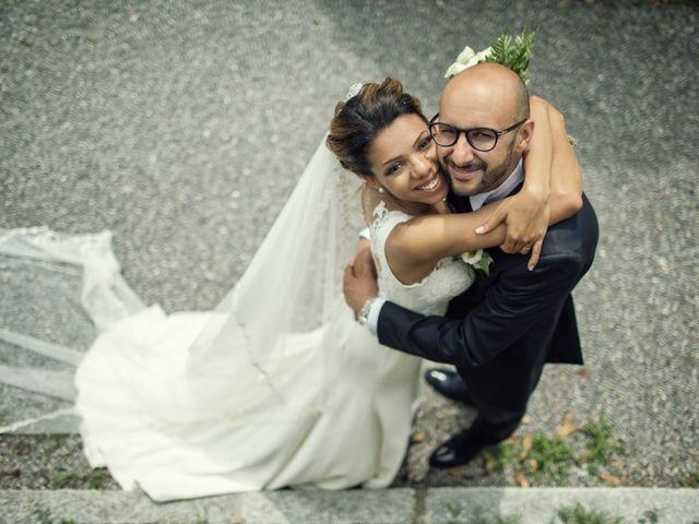 Le nozze di Ana Paula e Diego