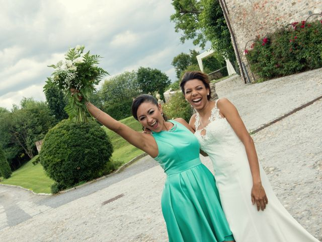 Il matrimonio di Diego e Ana Paula a Cernusco Lombardone, Lecco 121
