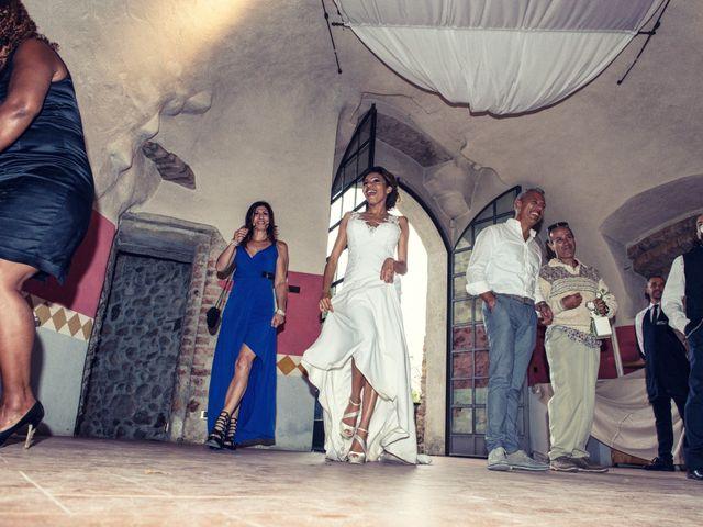 Il matrimonio di Diego e Ana Paula a Cernusco Lombardone, Lecco 128