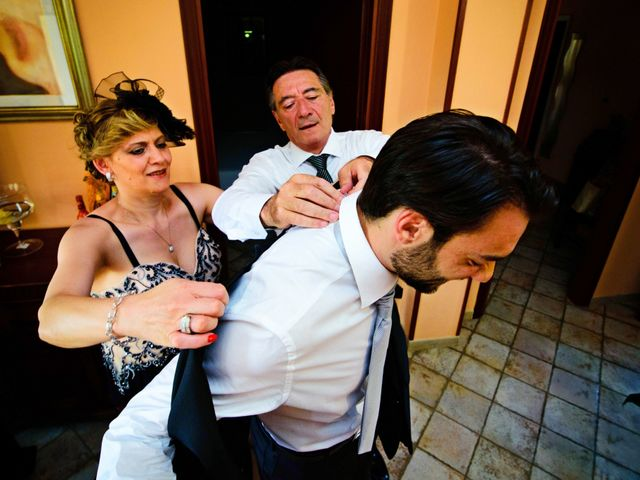 Il matrimonio di Francesco e Stefania a Ariccia, Roma 4