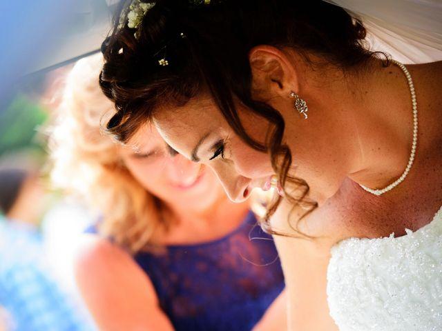 Il matrimonio di Francesco e Stefania a Ariccia, Roma 6