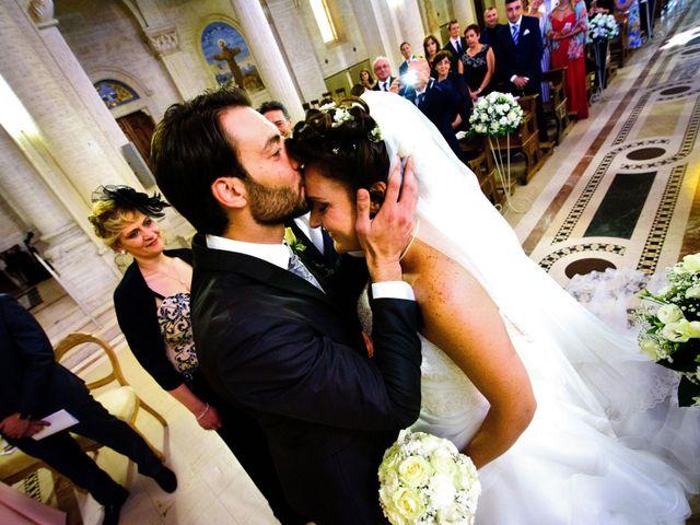 Il matrimonio di Francesco e Stefania a Ariccia, Roma 8