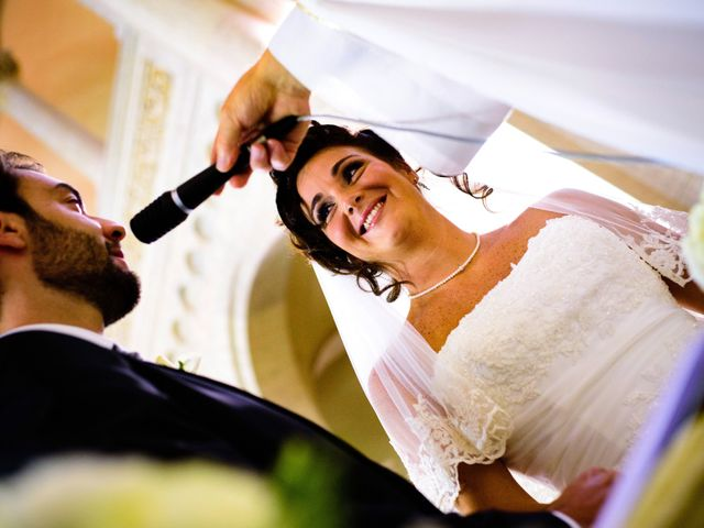 Il matrimonio di Francesco e Stefania a Ariccia, Roma 9