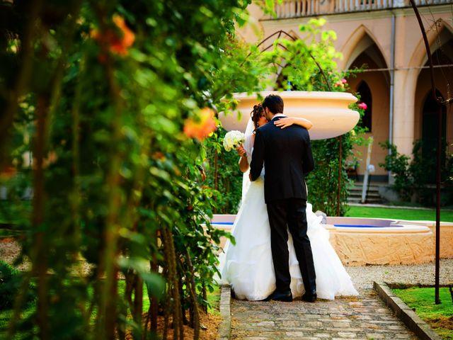 Il matrimonio di Francesco e Stefania a Ariccia, Roma 13
