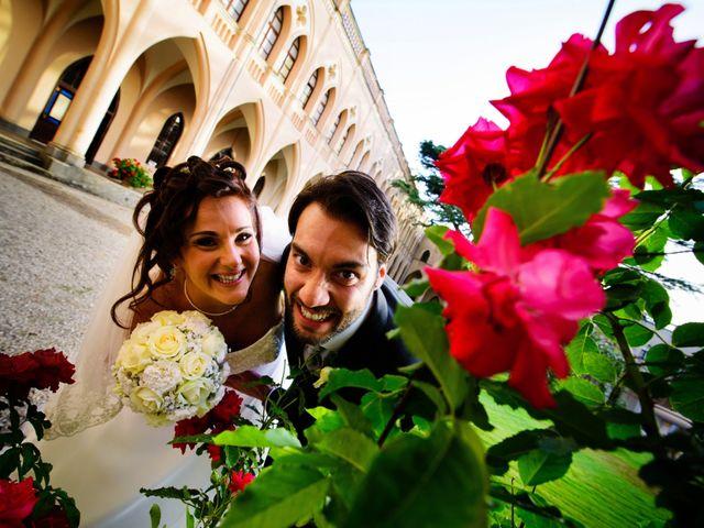 Il matrimonio di Francesco e Stefania a Ariccia, Roma 14