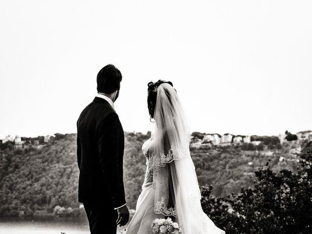 Il matrimonio di Francesco e Stefania a Ariccia, Roma 15