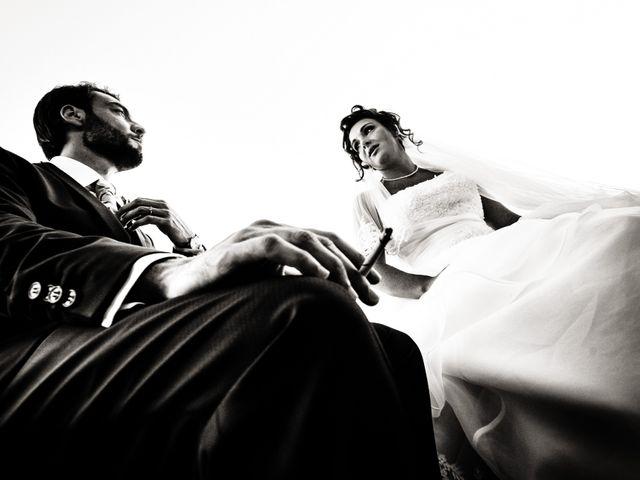 Il matrimonio di Francesco e Stefania a Ariccia, Roma 16