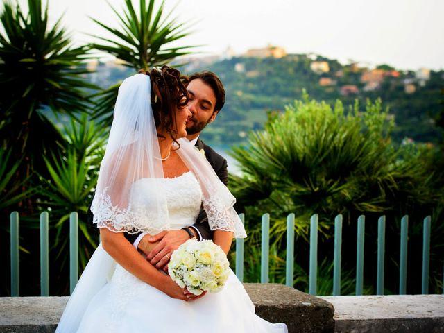 Il matrimonio di Francesco e Stefania a Ariccia, Roma 17