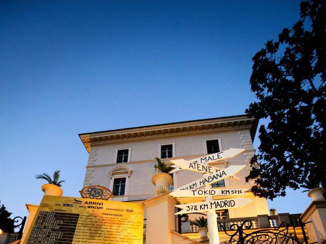 Il matrimonio di Francesco e Stefania a Ariccia, Roma 18