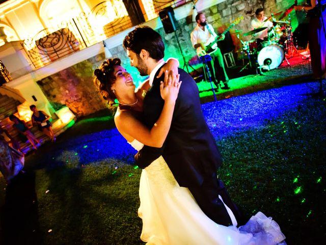 Il matrimonio di Francesco e Stefania a Ariccia, Roma 25
