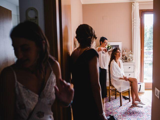 Il matrimonio di Francesco e Chiara a San Giovanni Valdarno, Arezzo 3