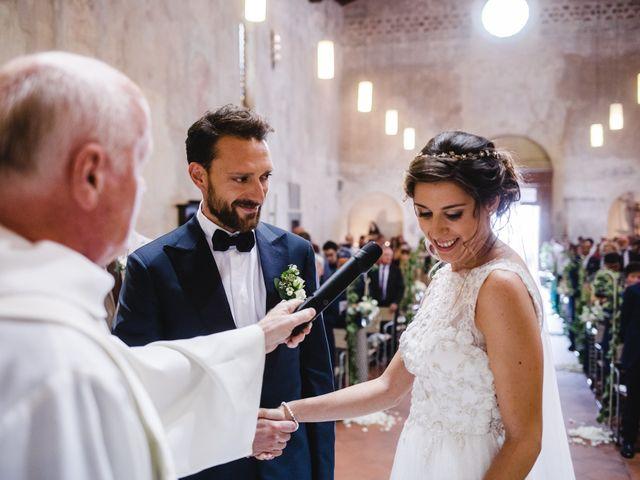Il matrimonio di Francesco e Chiara a San Giovanni Valdarno, Arezzo 11