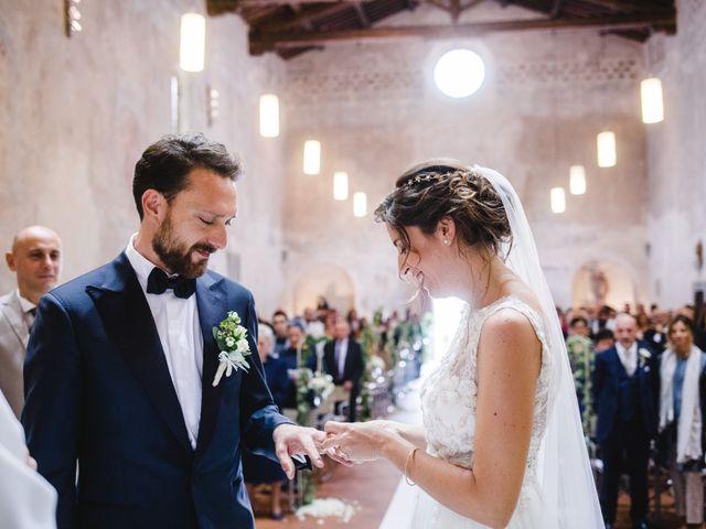 Il matrimonio di Francesco e Chiara a San Giovanni Valdarno, Arezzo 13