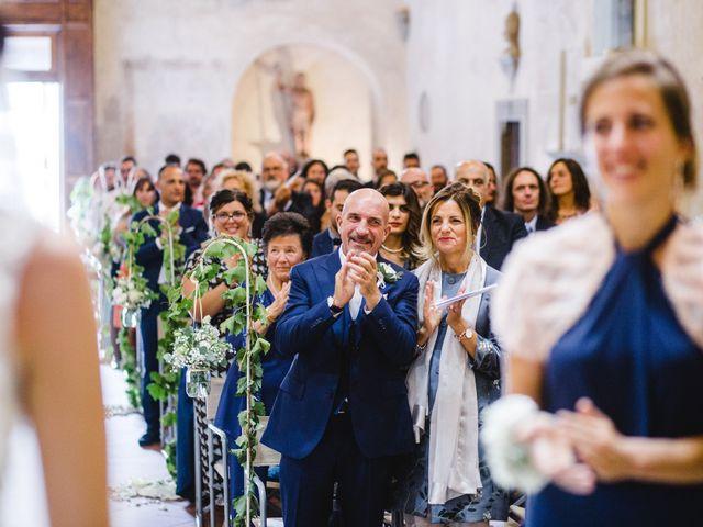 Il matrimonio di Francesco e Chiara a San Giovanni Valdarno, Arezzo 14