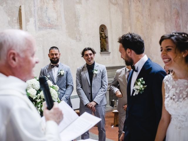 Il matrimonio di Francesco e Chiara a San Giovanni Valdarno, Arezzo 15