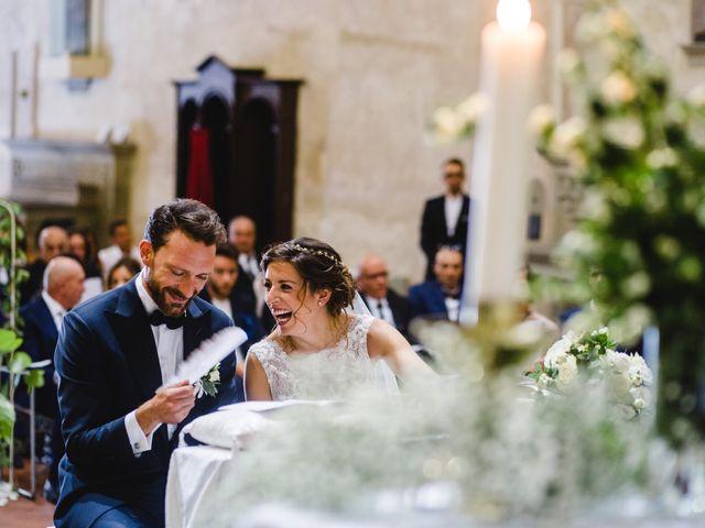 Il matrimonio di Francesco e Chiara a San Giovanni Valdarno, Arezzo 16