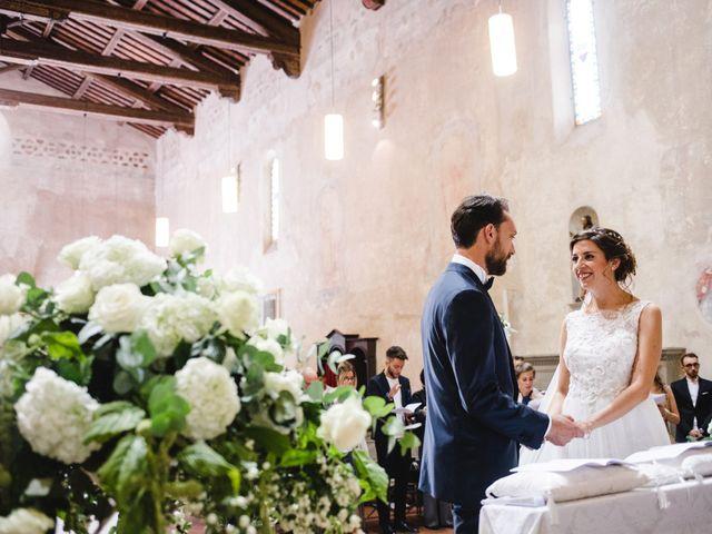 Il matrimonio di Francesco e Chiara a San Giovanni Valdarno, Arezzo 17
