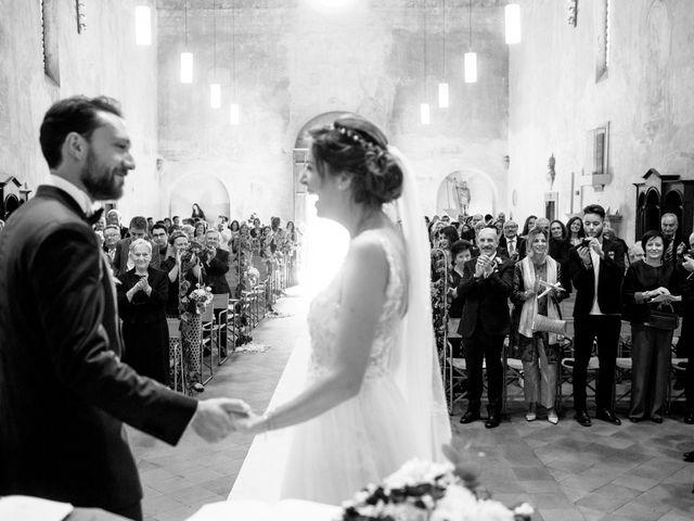 Il matrimonio di Francesco e Chiara a San Giovanni Valdarno, Arezzo 18