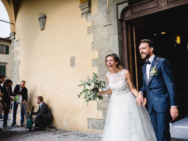 Il matrimonio di Francesco e Chiara a San Giovanni Valdarno, Arezzo 21