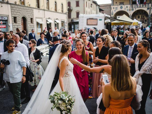 Il matrimonio di Francesco e Chiara a San Giovanni Valdarno, Arezzo 22