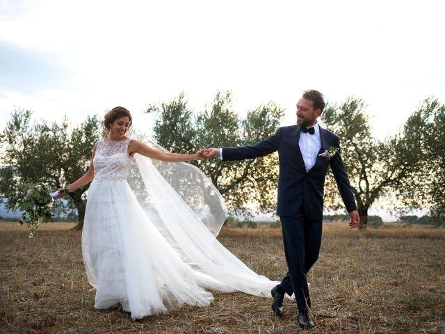 Il matrimonio di Francesco e Chiara a San Giovanni Valdarno, Arezzo 23