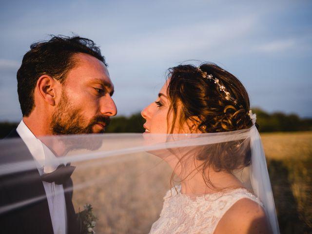 Il matrimonio di Francesco e Chiara a San Giovanni Valdarno, Arezzo 25