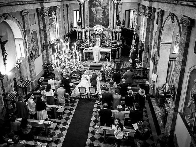 Il matrimonio di Alessandro e Ylenia a Vigevano, Pavia 7