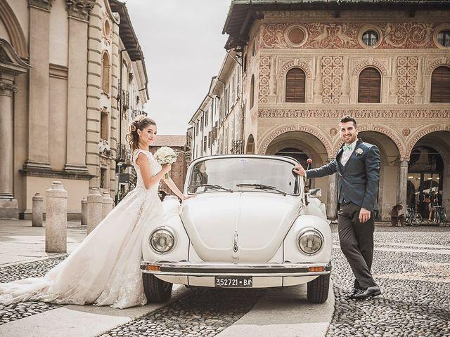 le nozze di Ylenia e Alessandro