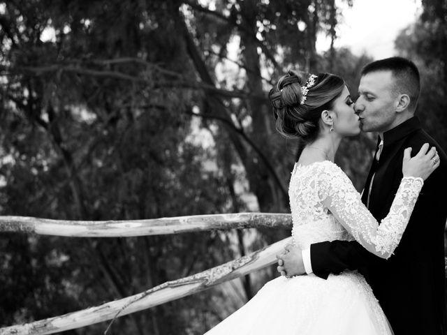 Le nozze di Marilisia e Rosario