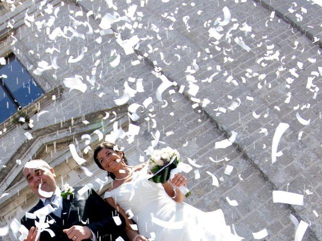 Il matrimonio di Massimo e Romina a Sirolo, Ancona 1
