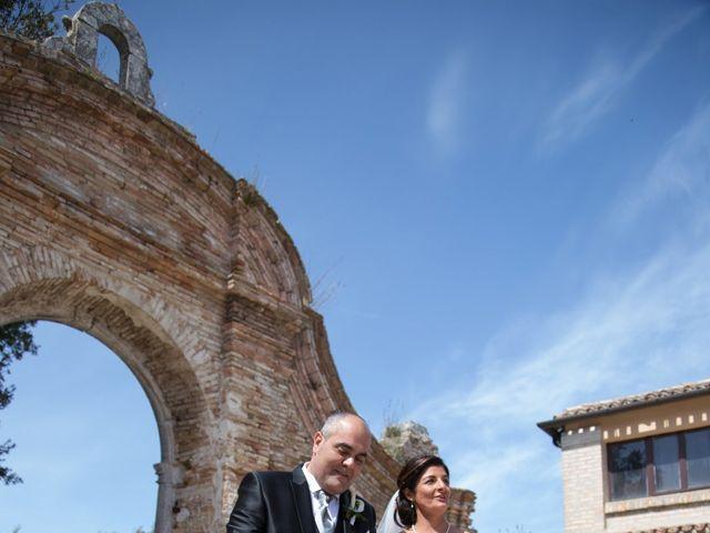 Il matrimonio di Massimo e Romina a Sirolo, Ancona 7