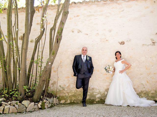 Il matrimonio di Massimo e Romina a Sirolo, Ancona 11