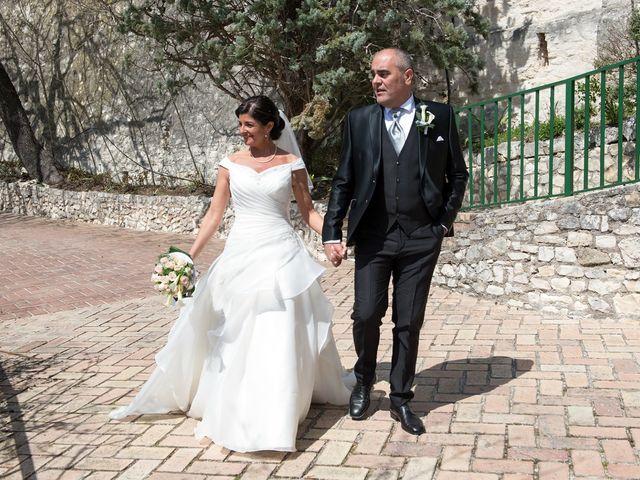 Il matrimonio di Massimo e Romina a Sirolo, Ancona 13