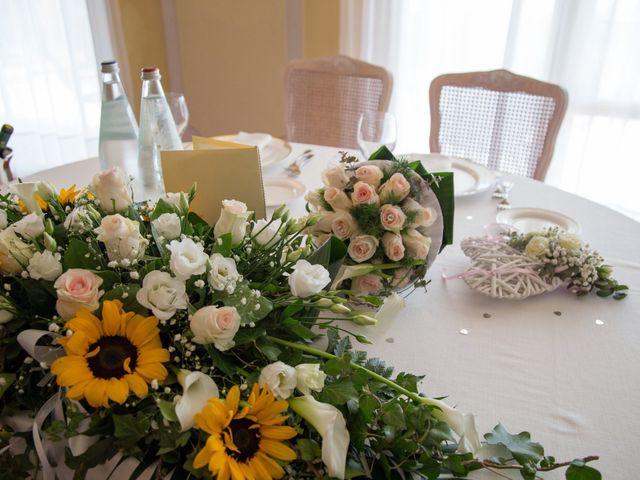Il matrimonio di Massimo e Romina a Sirolo, Ancona 14