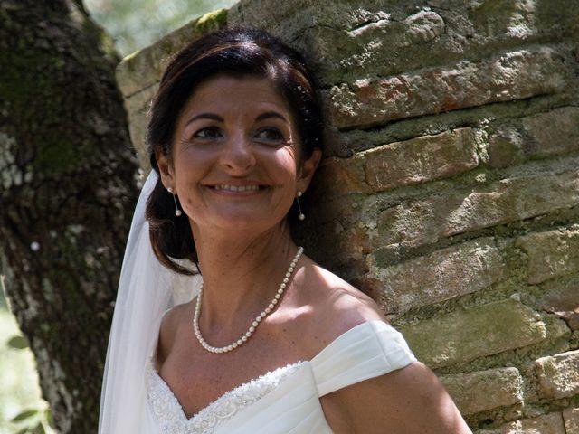 Il matrimonio di Massimo e Romina a Sirolo, Ancona 9