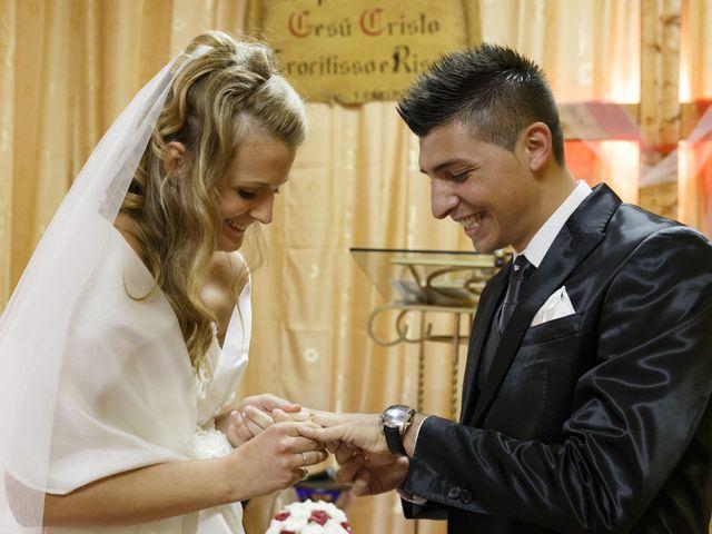 Il matrimonio di Tommaso e Magdalena a Faenza, Ravenna 1