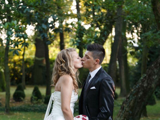 Il matrimonio di Tommaso e Magdalena a Faenza, Ravenna 14