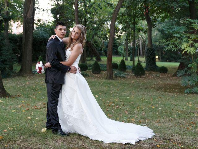 Il matrimonio di Tommaso e Magdalena a Faenza, Ravenna 19