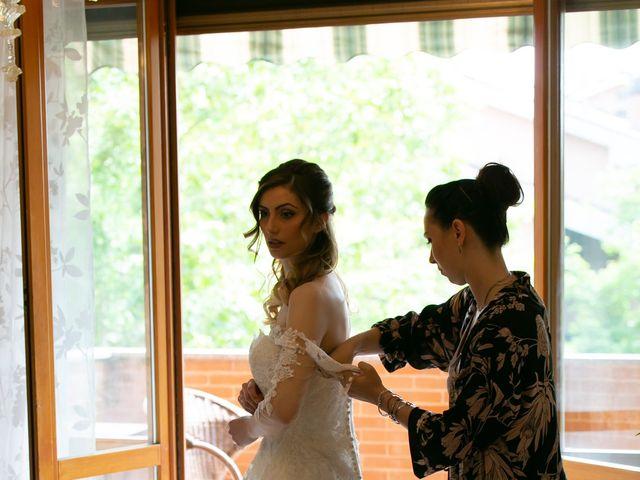 Il matrimonio di Benedetta e Francesco a Campogalliano, Modena 8