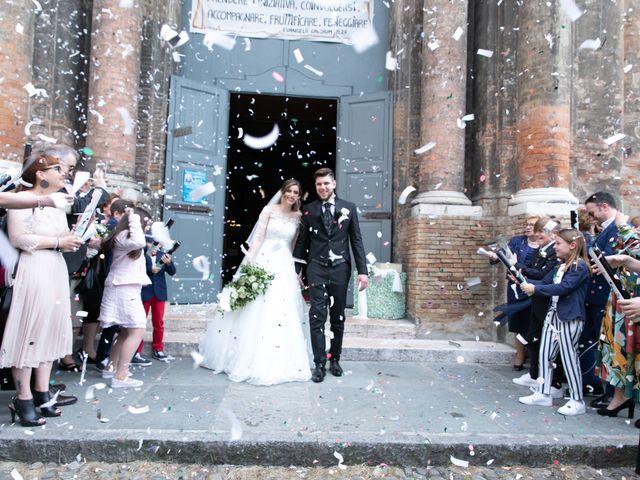 Il matrimonio di Benedetta e Francesco a Campogalliano, Modena 24